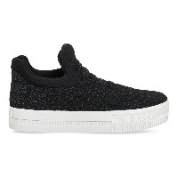 アッシュ ash レディース シューズ・靴 スニーカー【jaguar metallic knit trainers】Shiny black knit【10P03Dec16】