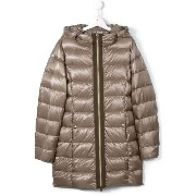 Herno Kids hooded padded coat