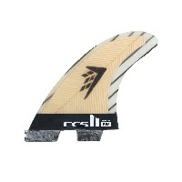 FCS2 FIN/エフシーエス2 FIRE WIRE/ファイヤーワイヤー PC CARBON トライフィンセット サーフボード用フィン