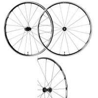 Shimano WH-RS61-TL Tubeless Alloy Wheelset (海外取寄せ品)