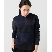 【White Mountaineering】Patchwork Long SleevesT-shirts【スピック&スパン/Spick & Span Tシャツ・カットソー】
