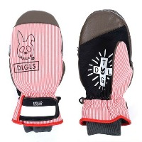 DEATH LABEL デスレーベル DEATH LABEL BUNNY HOP MITT ミトングローブ (Lady's)