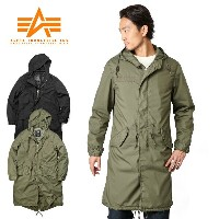 【10%OFF大特価】ALPHA INDUSTRIES アルファ TA1169 M-51 パーカ with LINER《WIP》メンズ ミリタリー アウター ミリタリー...