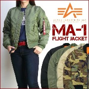 ALPHA -Lady's- (アルファ) MA-1/FLIGHT JACKET TA7010 【送料無料】 ltj-ha【10P03Dec16】