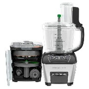 ブラック・アンド・デッカー フードプロセッサー 11カップ BLACK+DECKER FP6010 Performance Dicing Food Processor Digital Control...