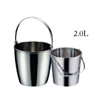 Total Kitchen Goods PAI-56 TY 18-8 アイスペール 〔大:2.0L〕