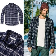 【OUTER KNOWN】サファリ掲載ブランド EUGENE PLAID SHIRT Outer known(アウターノウン) バイマ BUYMA