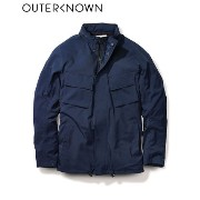 【OUTER KNOWN】サファリ掲載ブランド ノマディックパーカー Outer known(アウターノウン) バイマ BUYMA