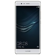 Huawei P9 3+32GB 4G LTE Dual SIM Full Active Android 6.0 Octa Core 2.5GHz 5.2 inch FHD 8+2*12MP DSFA Silver [並行輸入品]