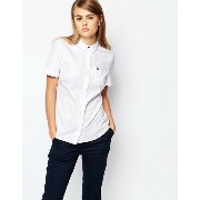 Fred Perry Classic Short Sleeve Oxford Shirt シャツ